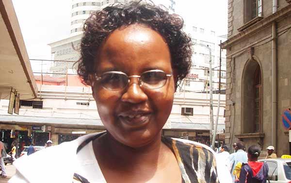 Laura Macharia Koordinatorin Kenia (Bild Übersichtsseite)